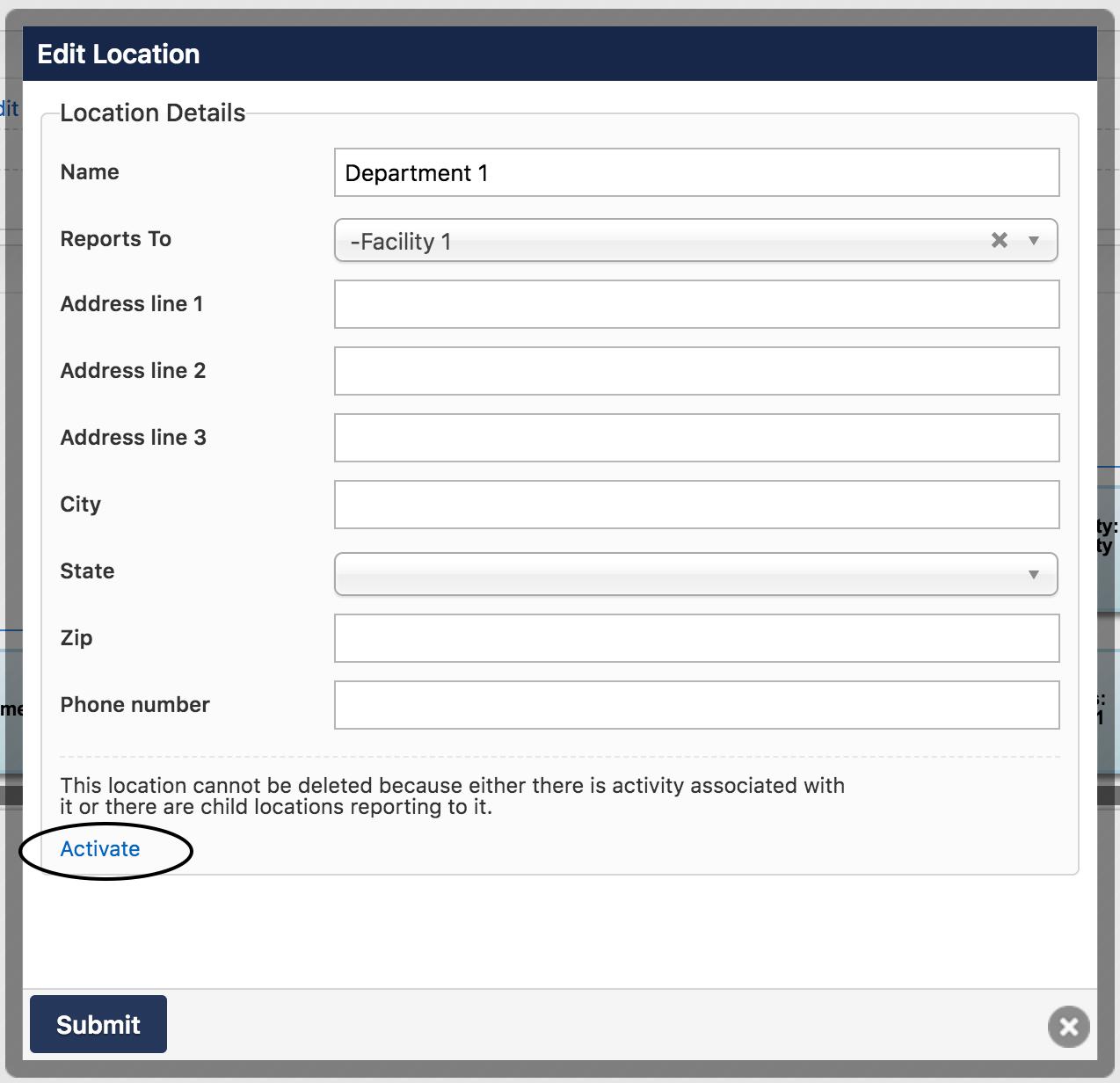 GRC Software screenshot
